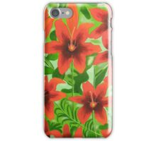 Lily Landscape iPhone Case/Skin