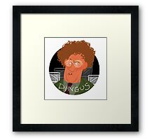 For Your Health Framed Print