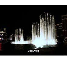 Bellagio Photographic Print