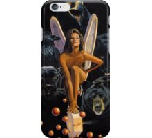 Vengeance is Mine iPhone Case/Skin