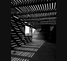 Light & Shadows ~ Black & White T-Shirt