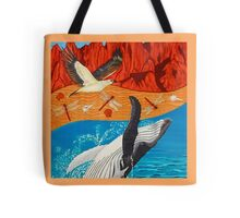 Northern Migration Tote Bag