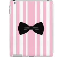 Classy Bow - Pastel Pink iPad Case/Skin