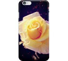 Retro Rose iPhone Case/Skin