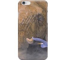 young Matriarch  iPhone Case/Skin