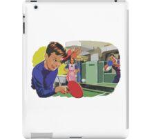 Ping Pong Championship iPad Case/Skin