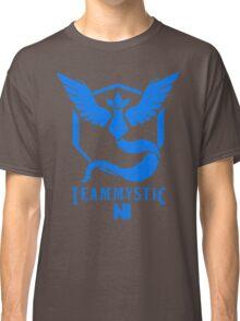 Pokemon Go Team Mystic NI Classic T-Shirt