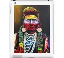 Chief Joseph iPad Case/Skin