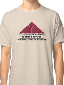 Cyberdyne Systems: Programming Divison  Classic T-Shirt