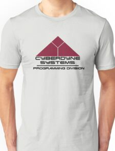 Cyberdyne Systems: Programming Divison  Unisex T-Shirt