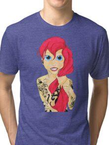 Tattooed Redhead Tri-blend T-Shirt