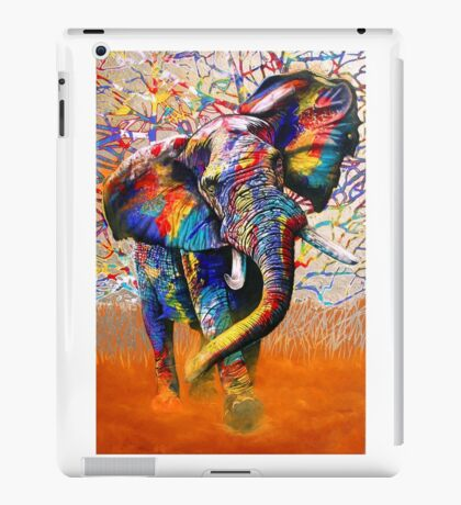 African Colours iPad Case/Skin