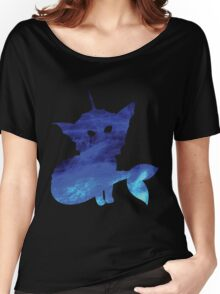 WATER BLAST Women's Relaxed Fit T-Shirt