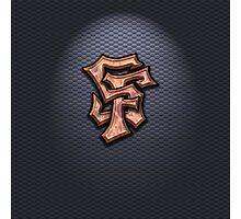 SF Graffiti Logo Photographic Print