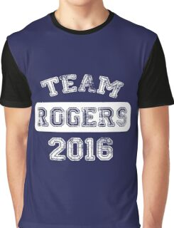 Team Rogers 2016 Graphic T-Shirt