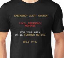 Civil Emergency Message Unisex T-Shirt