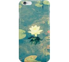 Lily - Water Lily iPhone Case/Skin