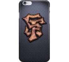SF Graffiti Logo iPhone Case/Skin