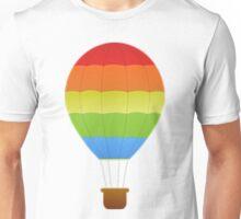 striped balloon Unisex T-Shirt
