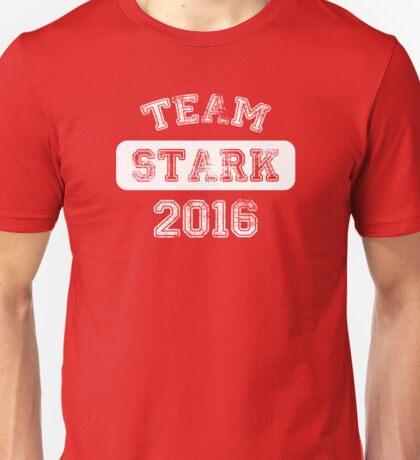 Team Stark 2016 Unisex T-Shirt