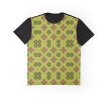 Kaleidoscopic ornate  Graphic T-Shirt