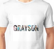 Grayson Dolan name #2 Unisex T-Shirt