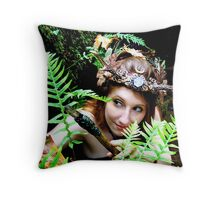 Persephone's Magic  Throw Pillow