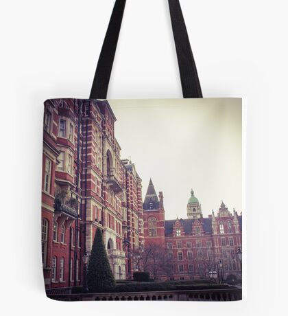 London buildings at their finest Tote Bag