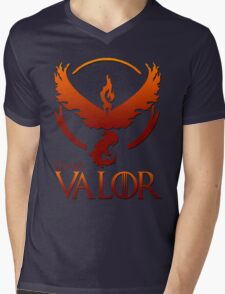 Team Valor V2 Mens V-Neck T-Shirt