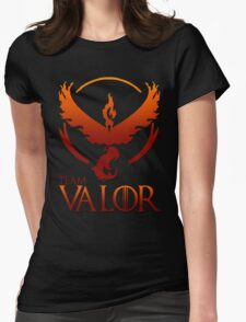 Team Valor V2 Womens Fitted T-Shirt