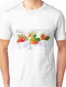 fresh Vegetable snacks Unisex T-Shirt