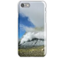 White Island Steam Vents iPhone Case/Skin