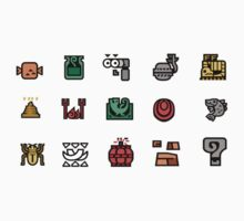 Monster Hunter Item Icons by Broseidon13