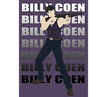 Billy Coen Resident Evil 0 Zero Photographic Print