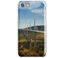 The Millau Viaduct - The Tallest Bridge in the World iPhone Case/Skin