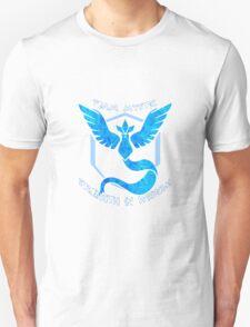 Team Mystic: Strength in Wisdom Unisex T-Shirt
