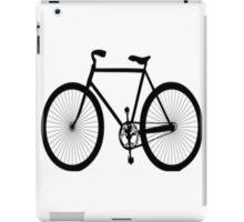 mens bike iPad Case/Skin