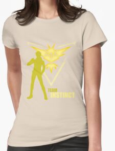 Team Instinct | Pokemon GO Womens Fitted T-Shirt
