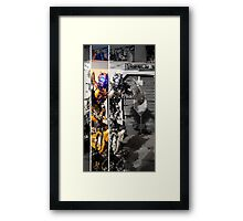 Bumblebee - Transformers Framed Print