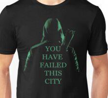 Arrow Quote S1 Unisex T-Shirt
