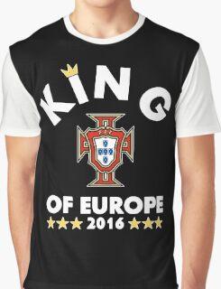 Portugal Champions Euro 2016 Graphic T-Shirt