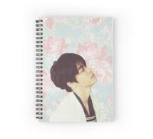 Super Junior - Donghae Spiral Notebook