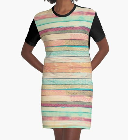 Artist Graphic T-Shirt Dress