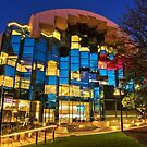 The Library - Geelong by Hans Kawitzki