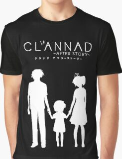CLANNAD ~After Story~ (White Edition) Graphic T-Shirt