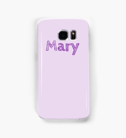 Mary Samsung Galaxy Case/Skin