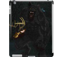 Werewolf and Deer iPad Case/Skin