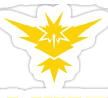 Property of Team Instinct Sticker