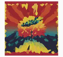 Led Zeppelin - Celebration Day - squares Kids Tee