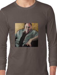 Tony Soprano Long Sleeve T-Shirt